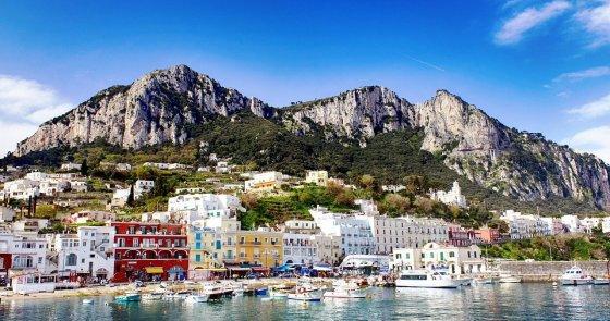 Book hotel in Capri Italy vacation