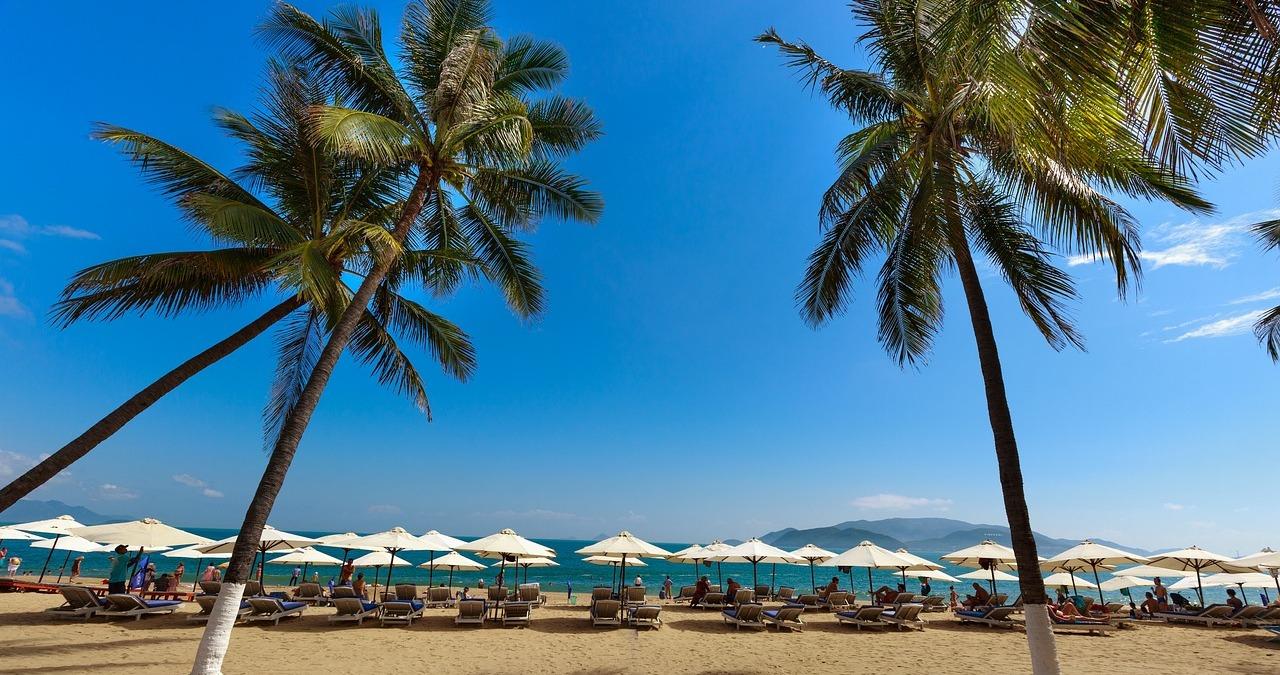 Where to stay in Nha Trang beach Vietnam
