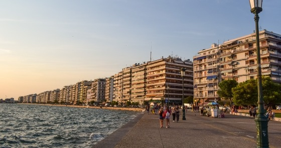 Hotels with pool in Thessaloniki
