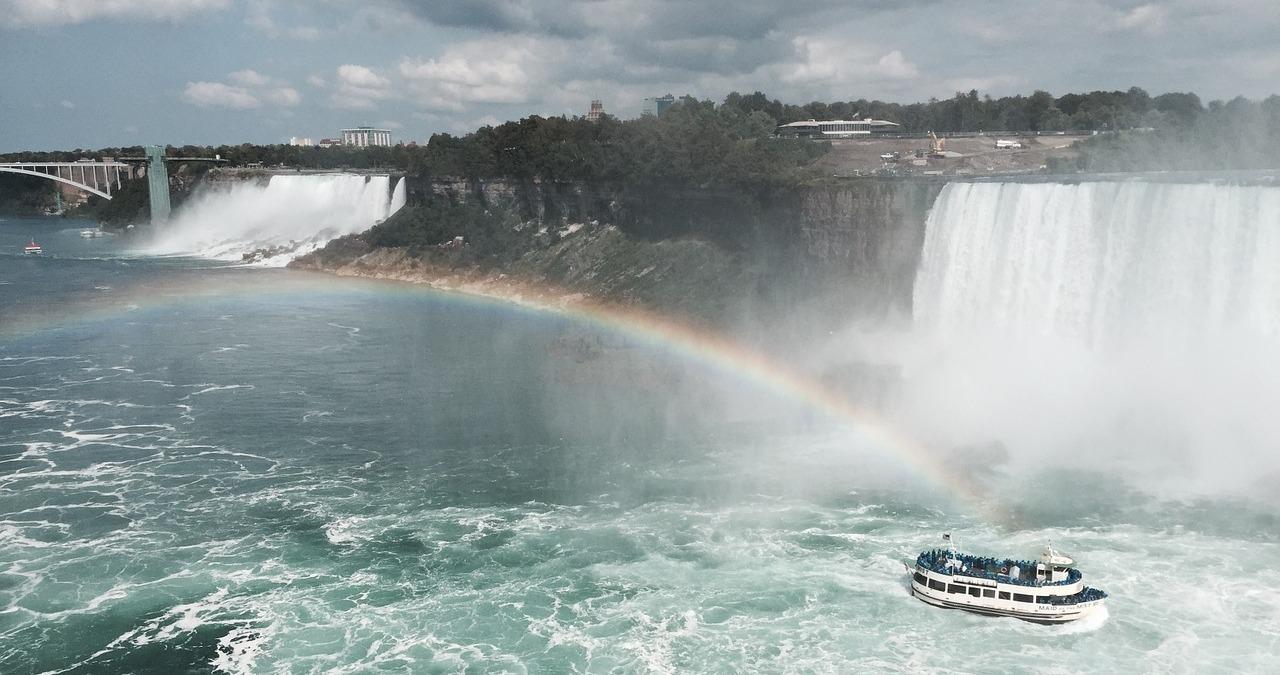 Trip to Niagara Falls New York or Canada