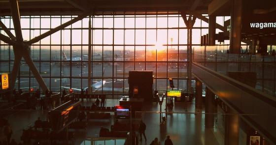 Transit hotel inside Heathrow airport