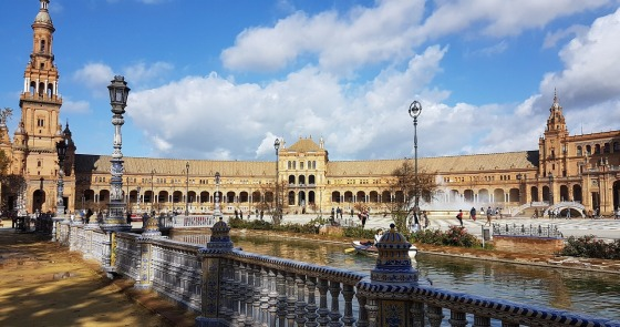 Tours in Spain Seville Madrid Málaga accommodation