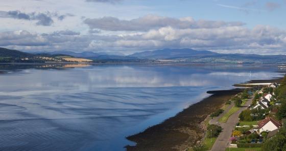 Aberdeen airport in Scotland flights terminals hotels trip