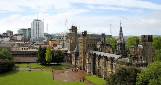 hotels in Cardiff Wales