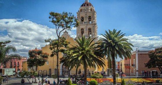 Puebla Mexico city guide travel tours hotels