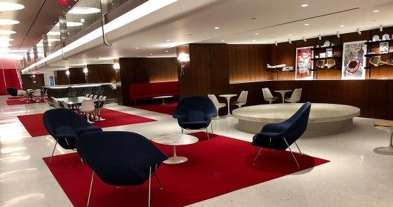 book room at TWA airport hotel in JFK airport New York
