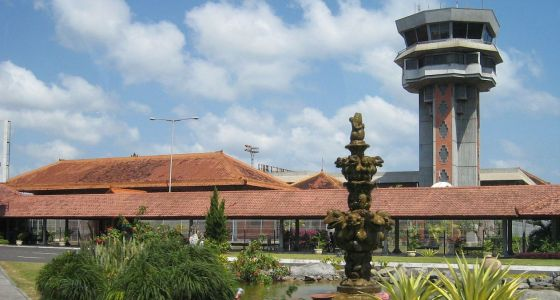 Hotels near Bali airport in Indonesia
